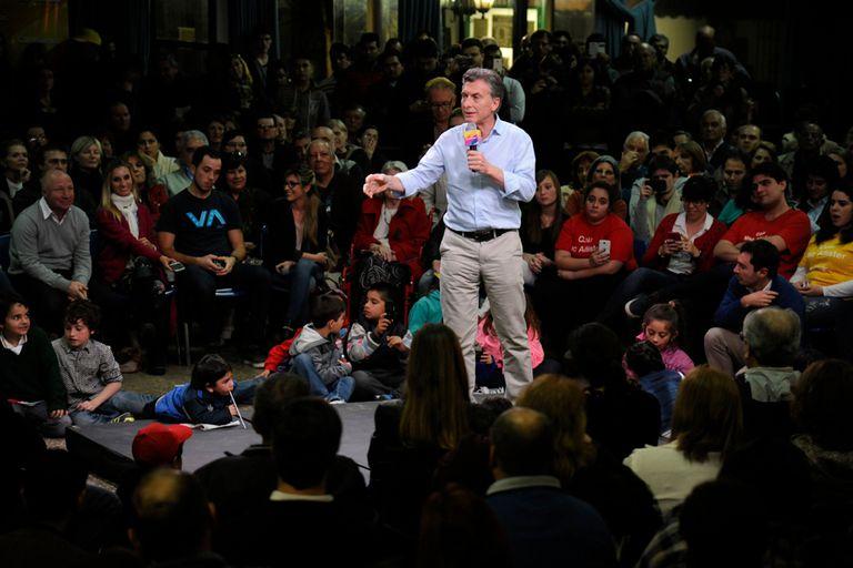 Macri le pidió más protagonismo a los fiscales