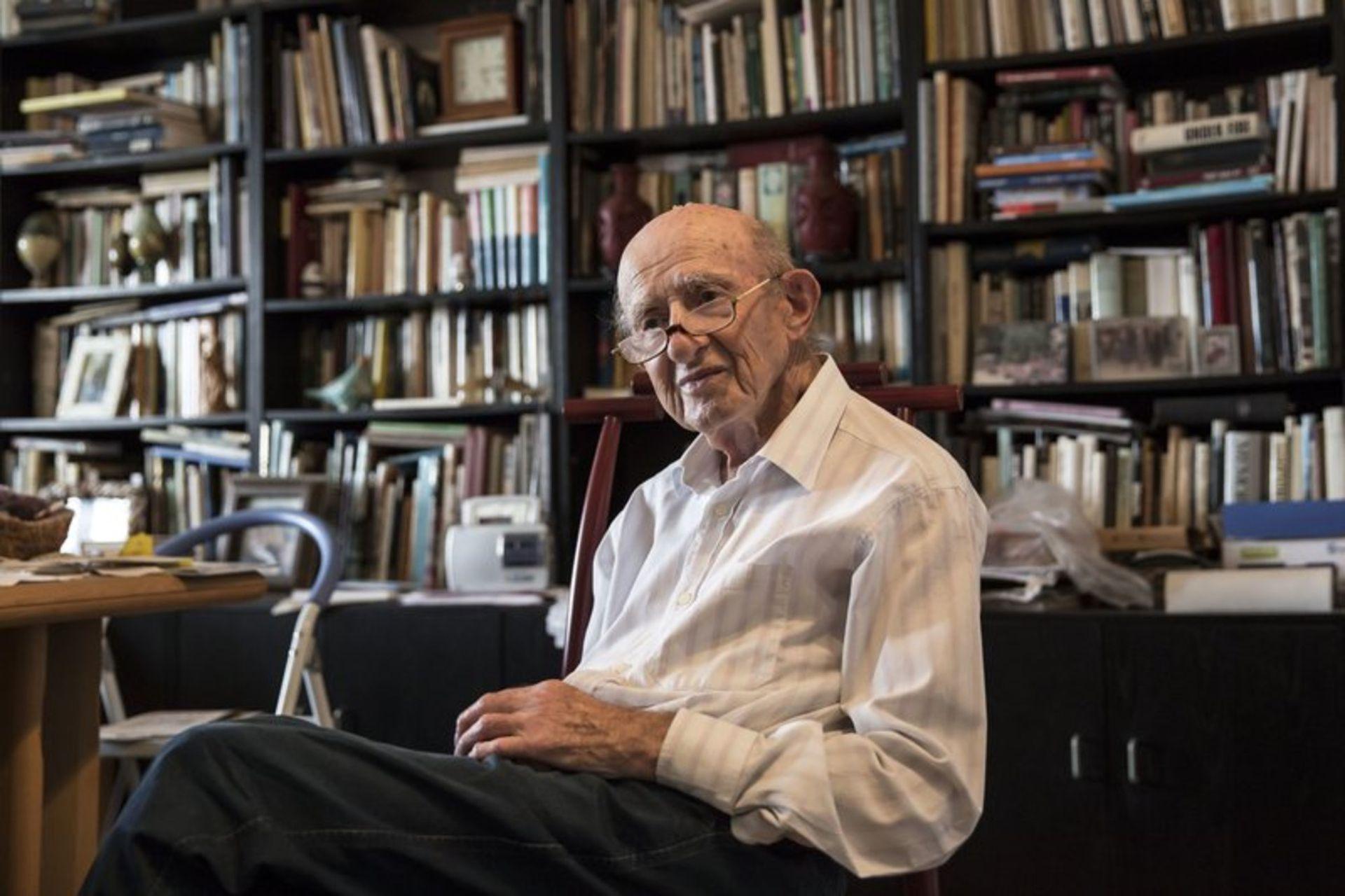 Joseph Harmatz, quien dirigió el intento más atrevido de los judíos que buscaban venganza contra sus torturadores nazis, murió a los 91 años en 2016