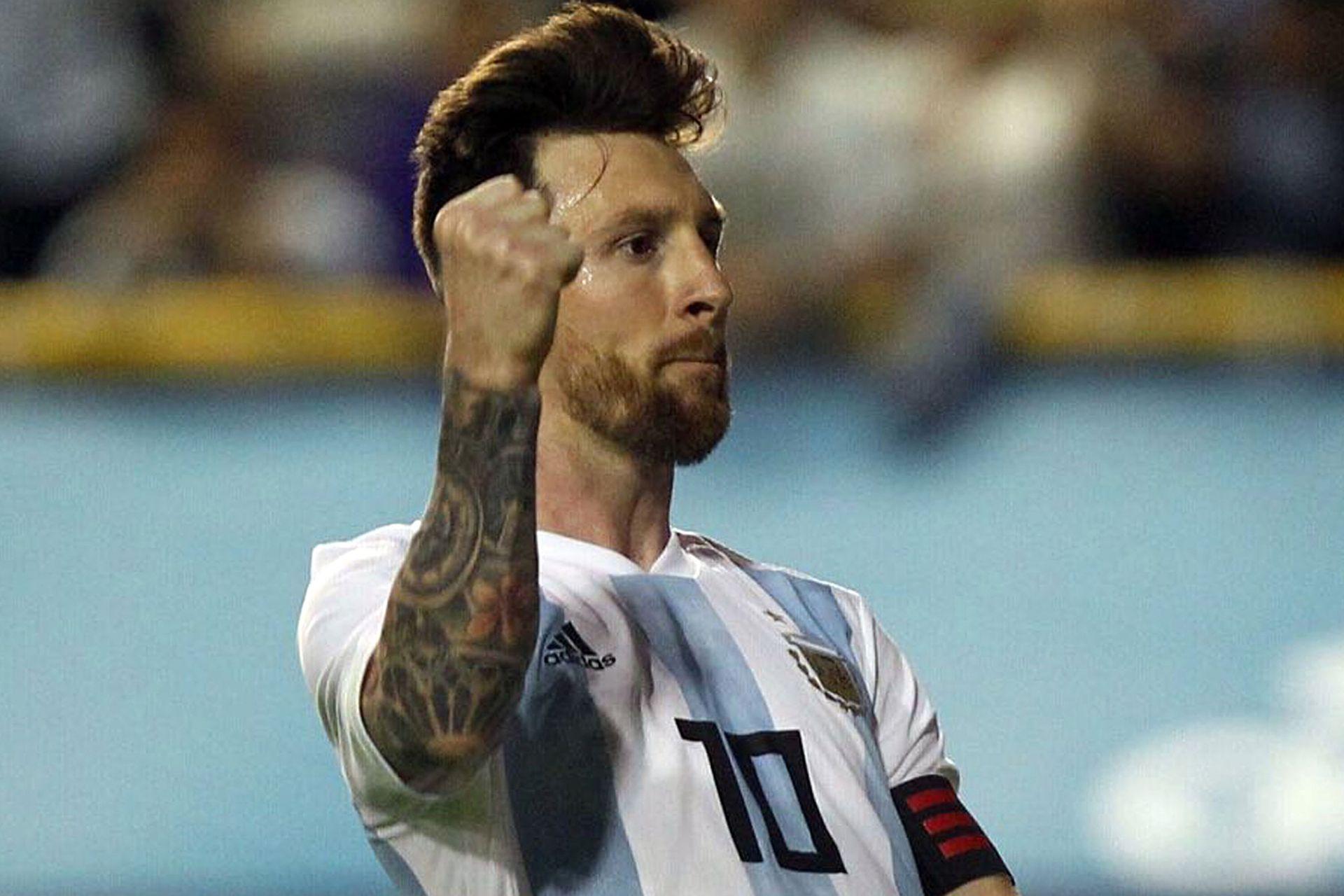 Gol de Messi