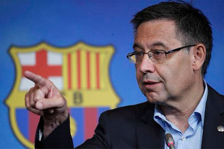 Escándalo en Barcelona: detuvieron a Bartomeu, ex presidente del club