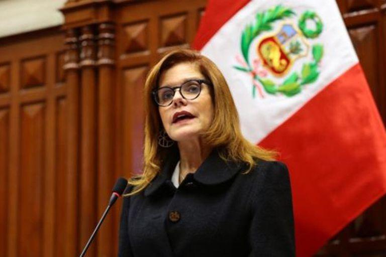 """Aráoz juró el cargo de forma """"temporal"""""""