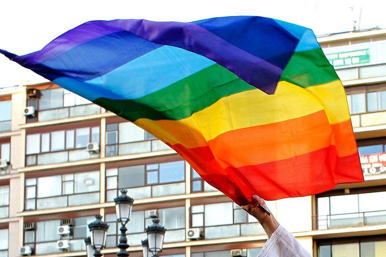 El arcoíris es el protagonista del movimiento LGBT