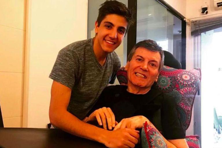 La aclaración de la familia de Carlos Calvo sobre la salud del actor