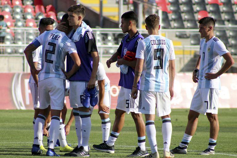 Sub 20: los resultados empujan a la Argentina a una final anticipada