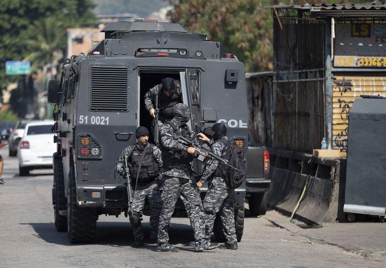 El operativo en la favela Jacarezinho de Río de Janeiro terminó con una masacre