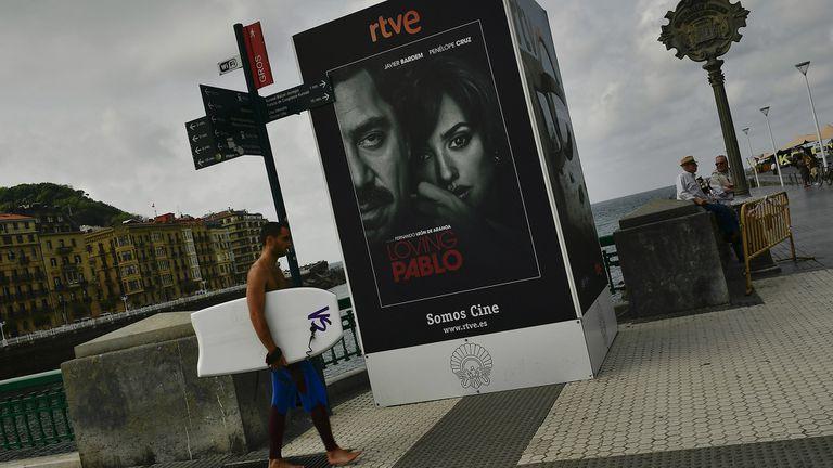 El cine y el mar son una constante en el festival que se realiza desde hace 65 años en el País Vasco