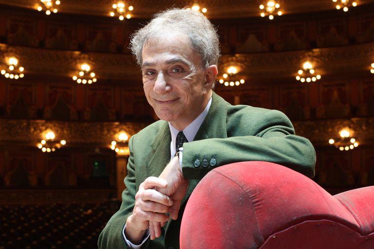 El actor y director Sergio Renán murió esta mañana; tenía 82 años