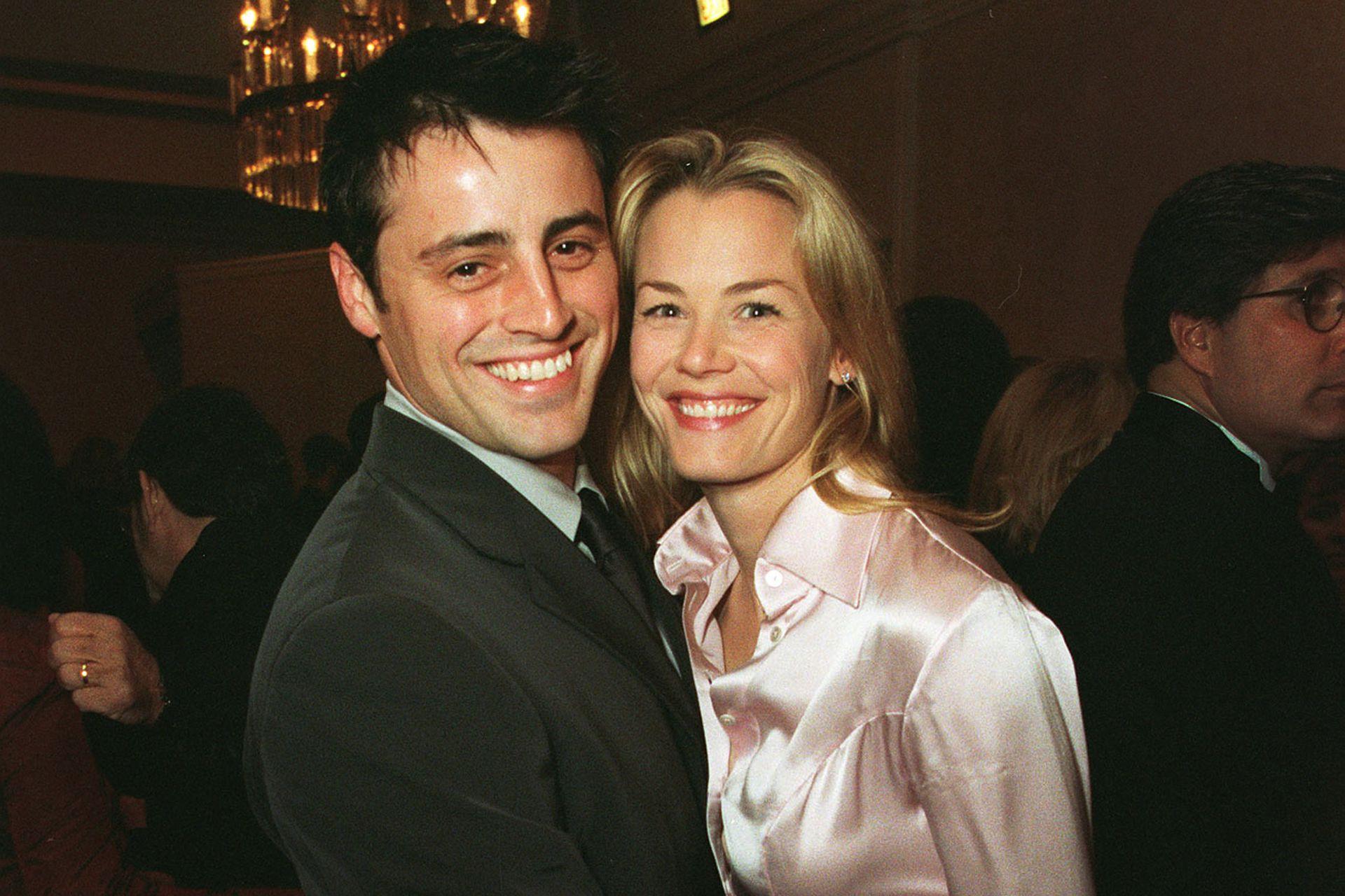 Matt Leblanc se comprometió con Melissa McKnight, luego de un año de noviazgo