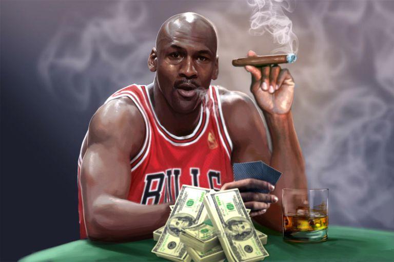 Michael Jordan, el tirano que sólo quería ganar
