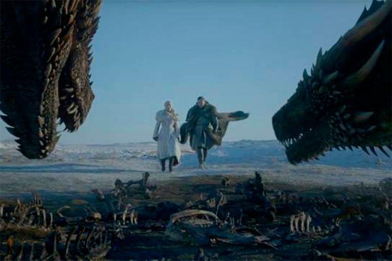 Los dragones de la serie pueden vivir en otros títulos ambientados en ese universo