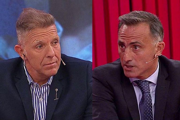 El cruce entre Alejandro Fantino y Diego Latorre por la interna de Boca