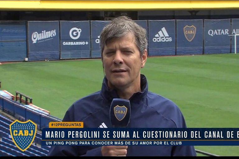 Mario Pergolini había tenido la idea de crear el canal oficial de Boca, uno de los cortocircuitos que tuvo con algunos integrantes del Consejo de Fútbol.