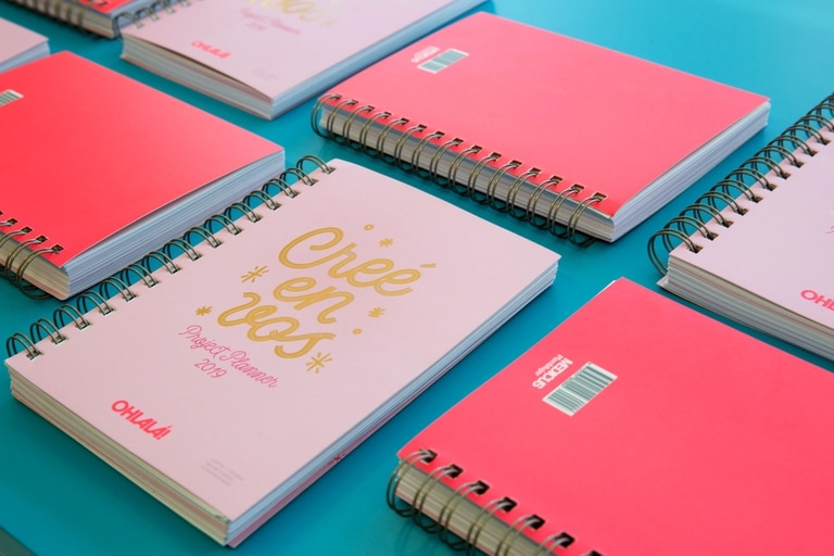 ¿Ya tenés tu project planner 2019?