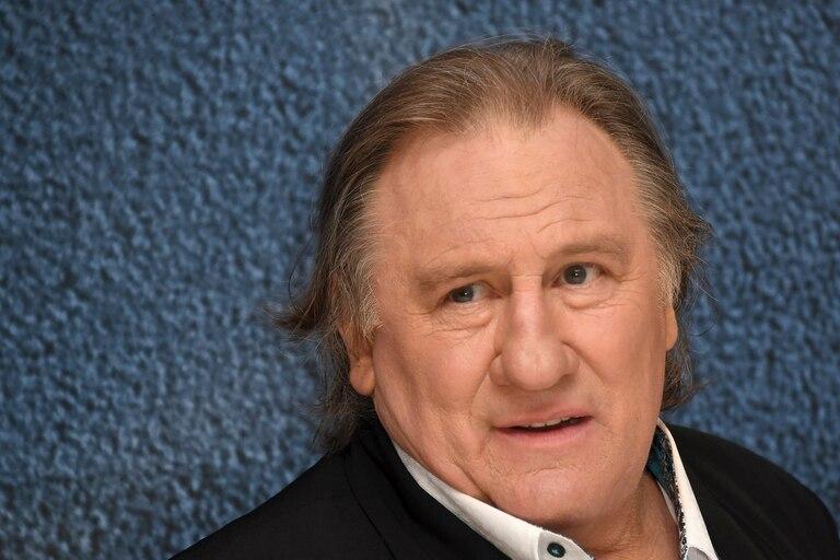 Gerard Depardieu, detenido por conducir borracho en París