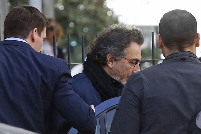 """Ángelo Calcaterra: """"Decidimos poner dinero para que aflojaran la presión"""""""