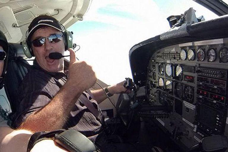 Hallazgo: el piloto del avión en el que murió Sala no podía volar de noche
