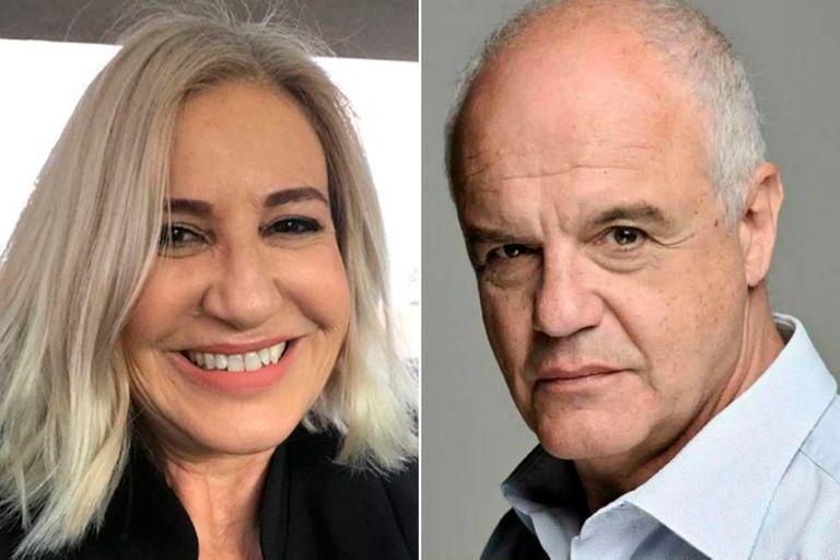 Mercedes Morán y Juan Leyrado hablaron con LA NACION acerca del regreso de Roxi y Panigassi, los personajes que interpretaron en la tira Gasoleros