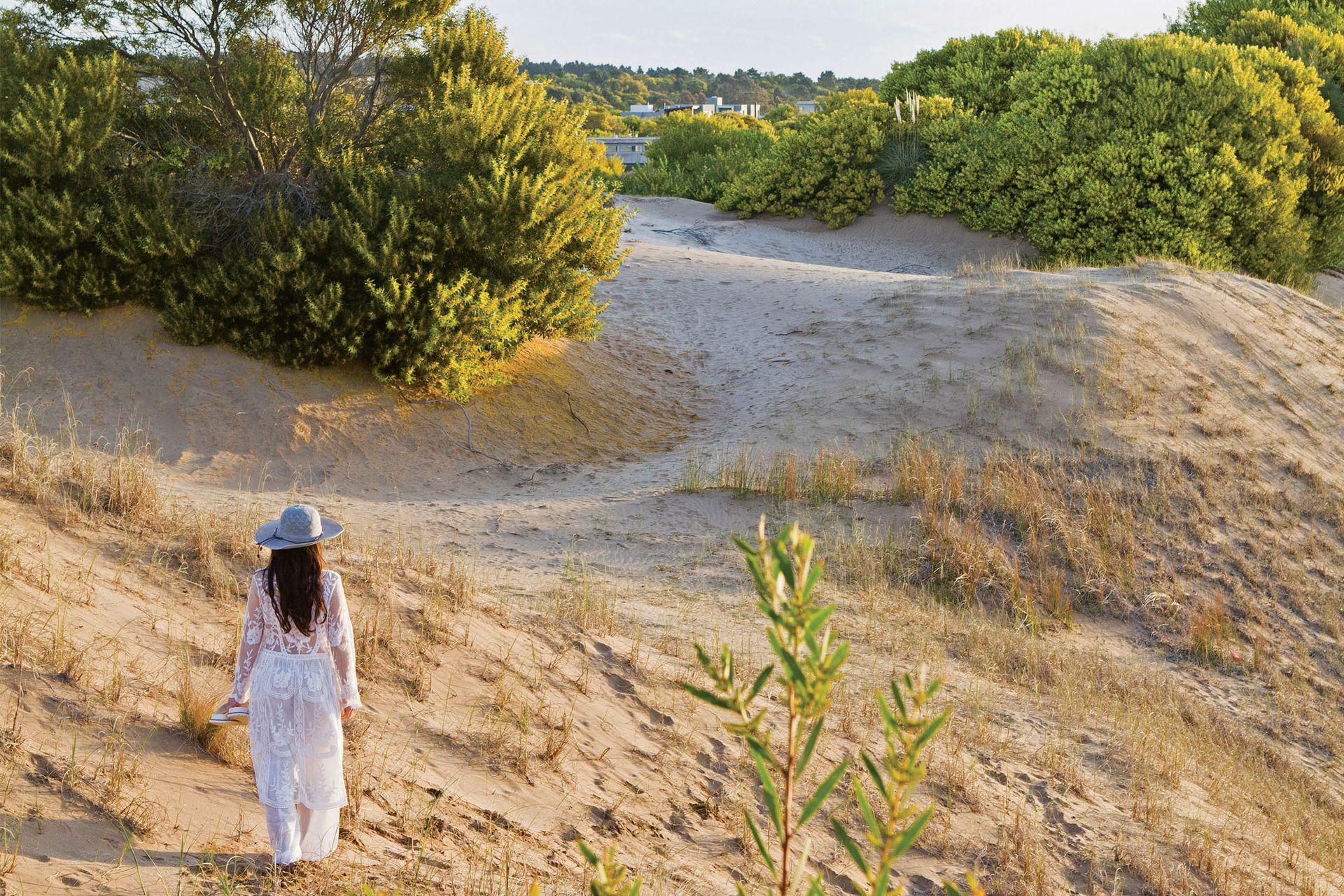La naturaleza invita a descansar el cuerpo y despejar la mente.