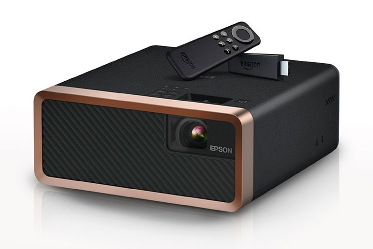 El Epson EF-100 usa un láser como iluminación