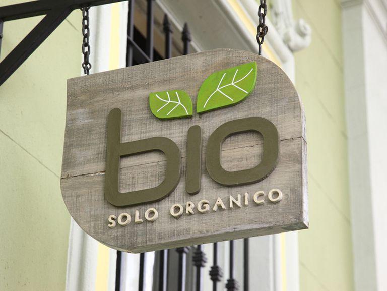 Todas las variedades de jugos de Bio incluyen frutas orgánicas