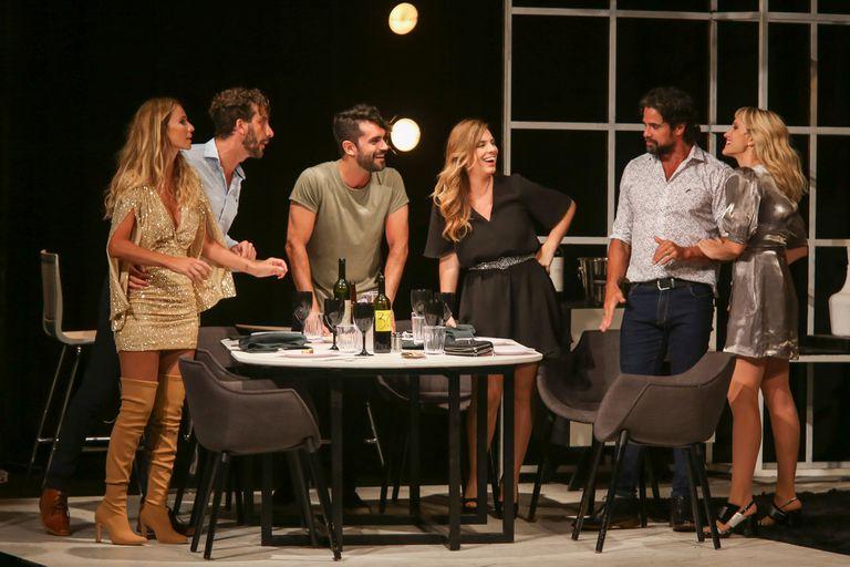 Superlunes teatral: se entregan los Estrella de Mar y los Premios Carlos