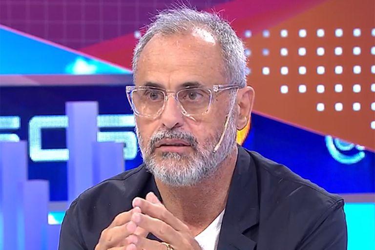 Jorge Rial anunció su retiro de Intrusos