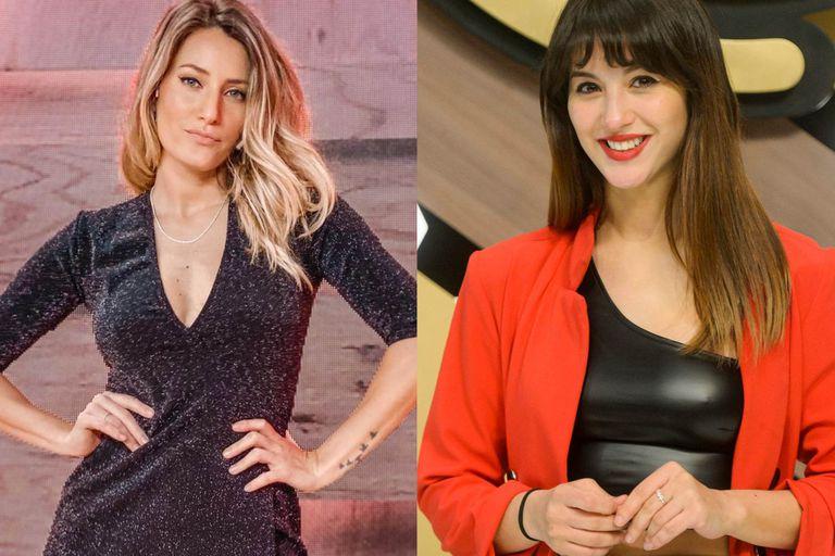 Entre halagos, Mica Viciconte y Flor Vigna hicieron las paces frente a cámaras