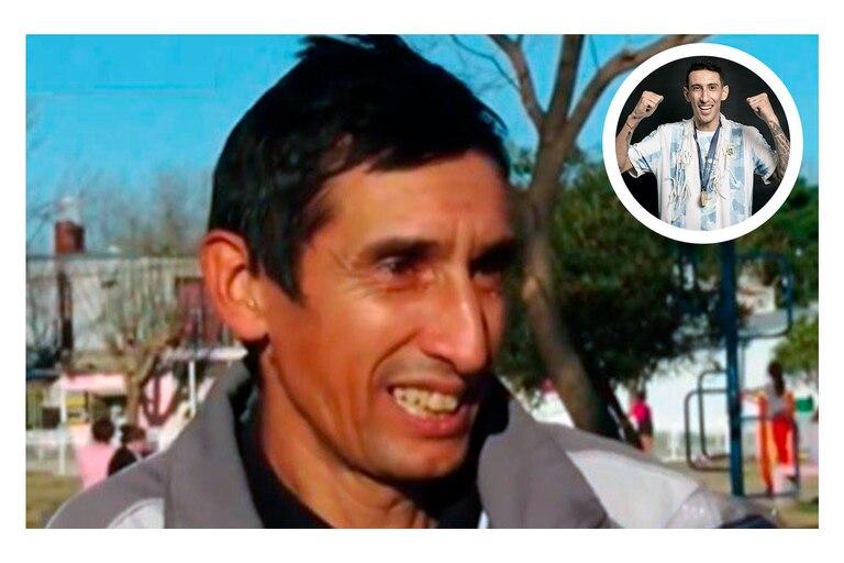 """El churrero que es un """"clon"""" de Ángel Di María"""
