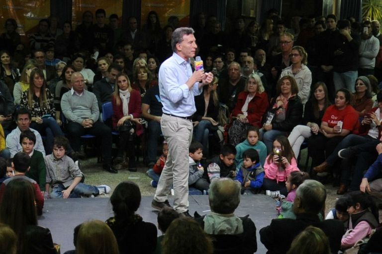 Macri les pidió atención a sus fiscales