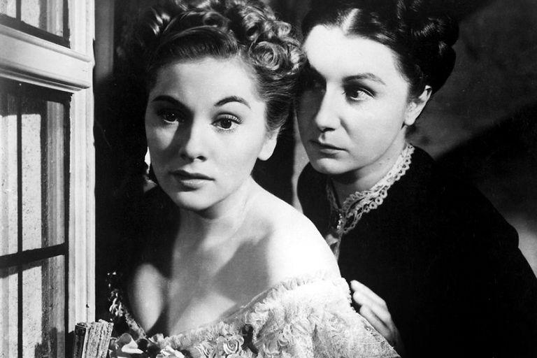 Joan Fontaine tenía 22 años cuando filmó Rebeca, una mujer inolvidable, la primera película de Alfred Hitchcock en Hollywood