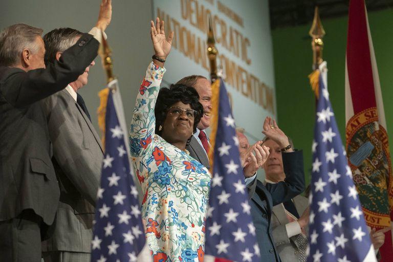 Mrs America muestra la fallida candidatura presidencial de Chisolm en 1972