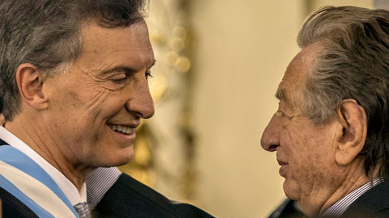 El error de Franco Macri que acecha a la familia del expresidente