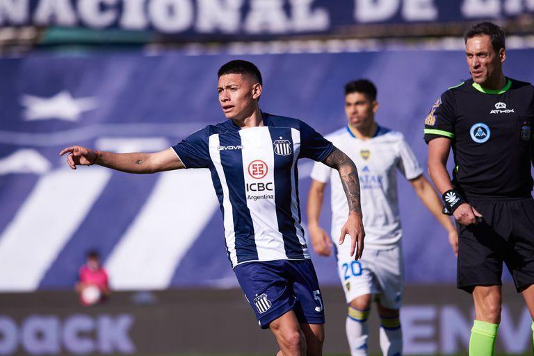 Federico Navarro, volante de Talleres, a la MLS por 5.000.000 de dólares
