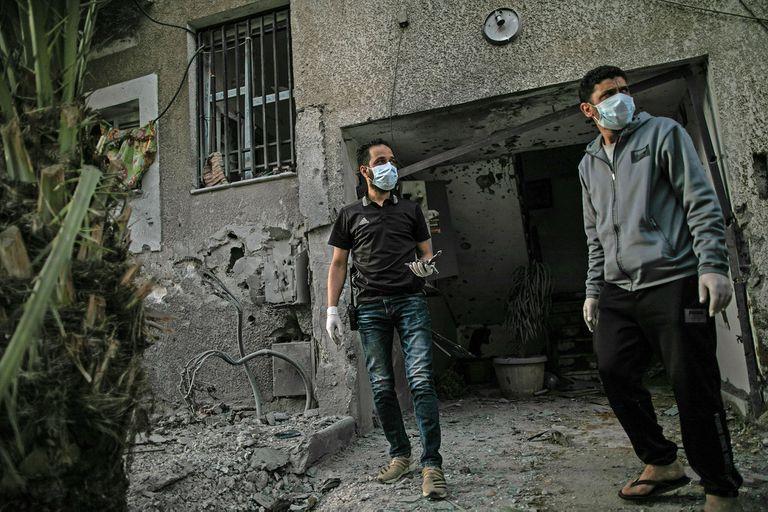 Libia registró su primer caso