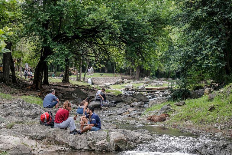 Turismo de naturaleza, un clásico en Villa General Belgrano