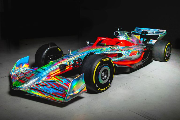 Fórmula 1. ¿Cómo serán los autos de la categoría desde 2022?
