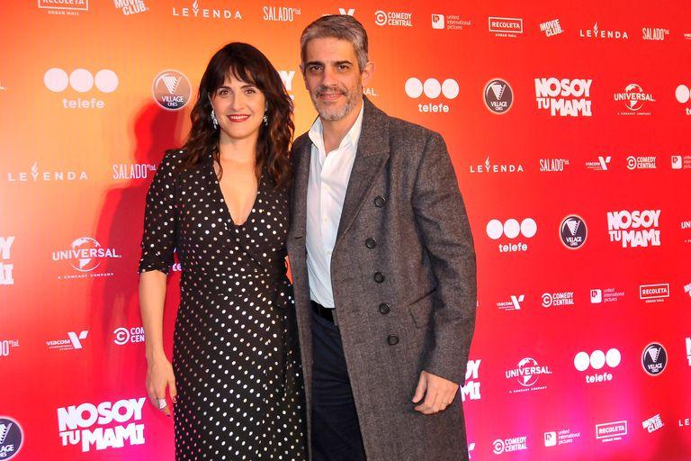 Los famosos disfrutaron de No soy tu mami, el film de Echarri y Julieta Díaz