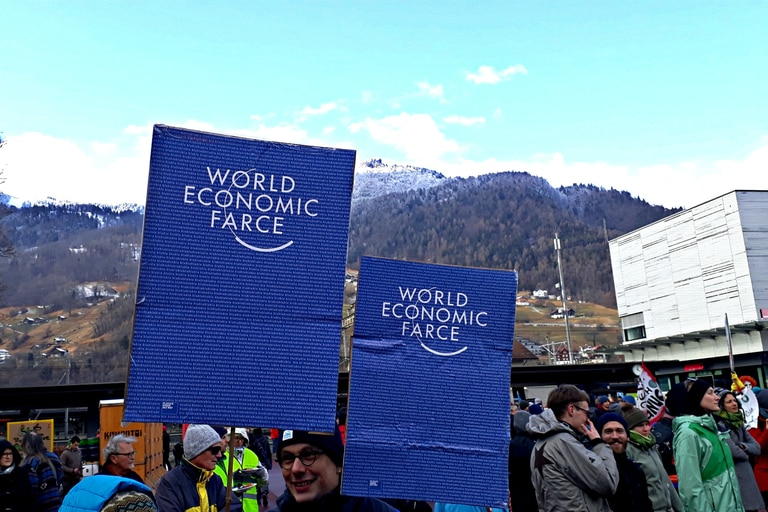 La encuesta realizada por PwC fue presentada hoy en el Foro Económico Mundial de Davos