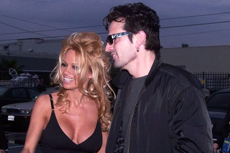 Pamela Anderson y Tommy Lee estuvieron 3 años juntos y tuvieron dos hijos