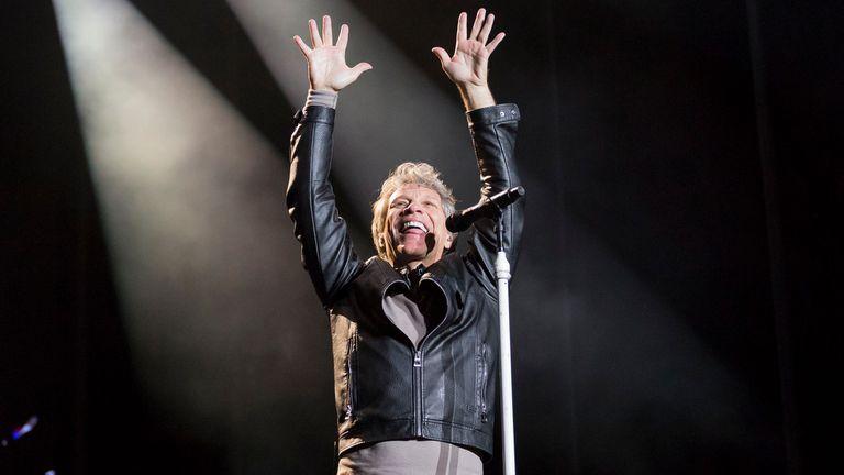 Efemérides del 2 de marzo: hoy cumple años el cantante John Bon Jovi