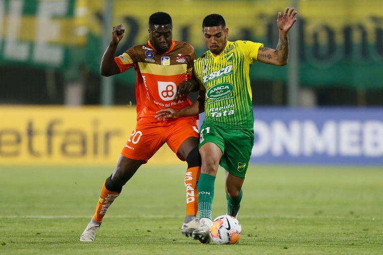 Héctor Martínez volvería a River con un préstamo sin cargo por un año