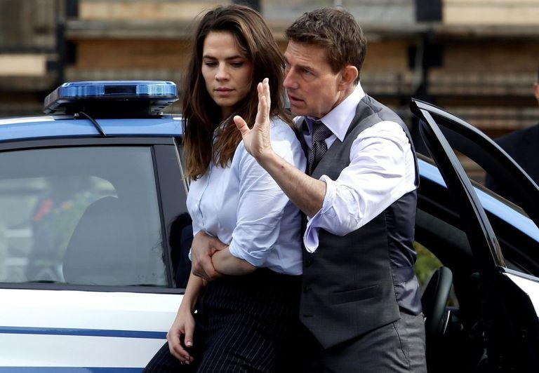 Hayley Atwell, la estrella de Marvel y Misión imposible, ¿la nueva novia de Tom Cruise?