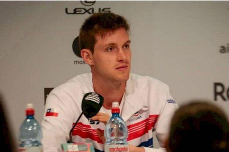 Sanción: el chileno Jarry, suspendido por 11 meses por doping en la Copa Davis