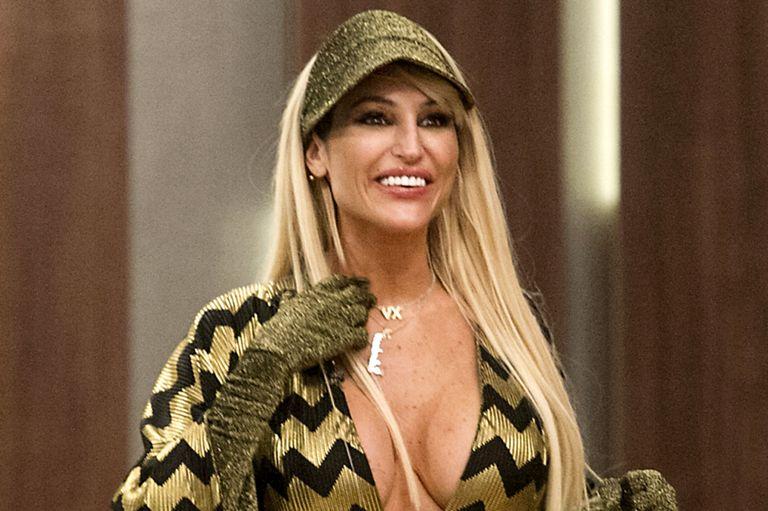 Vicky Xipolitakis pasó por Flor de equipo tras regresar por una noche a MasterChef Celebrity