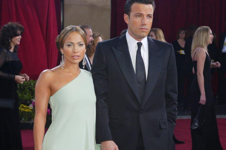 Ben Affleck y Jennifer Lopez se acompañan y se hacen bien