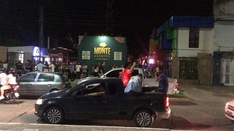 Los restaurantes de Formosa capital abrieron, pese a regir la fase 1 de aislamiento obligatorio