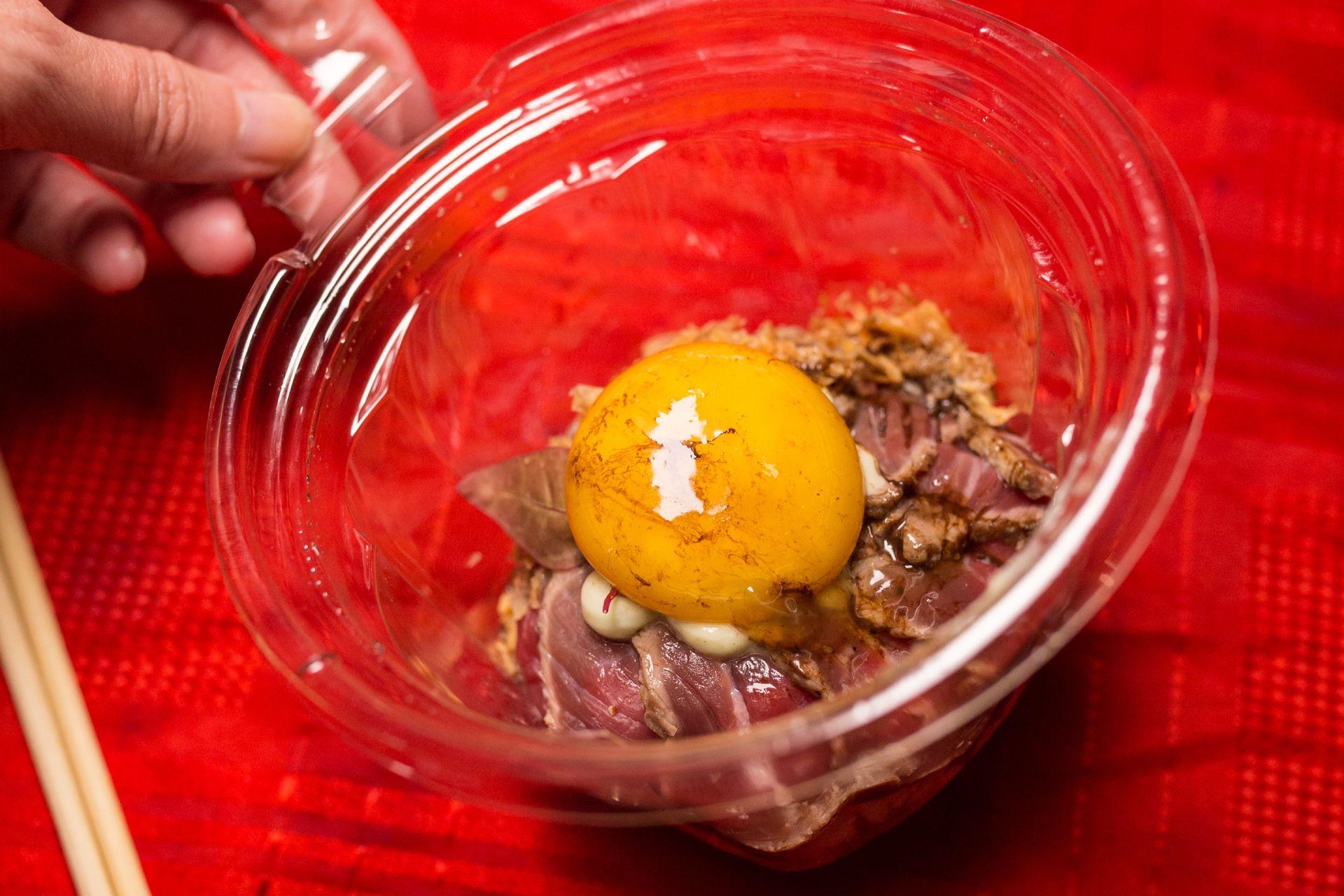 El menú de Niño Gordo contempla comidas listas y envasadas al vacío.