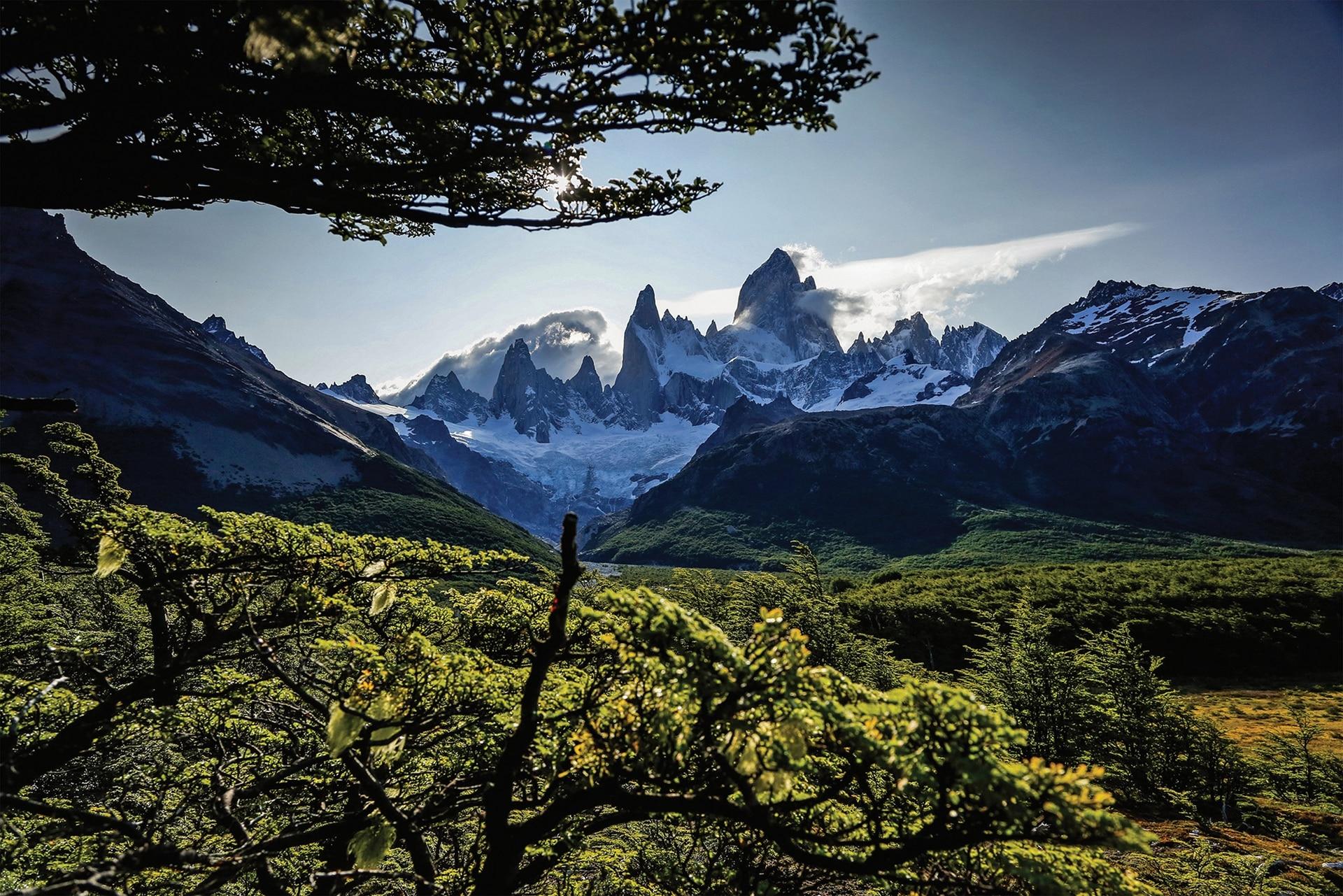 El Chaltén es una villa del Parque Nacional Los Glaciares, en la provincia argentina de Santa Cruz.