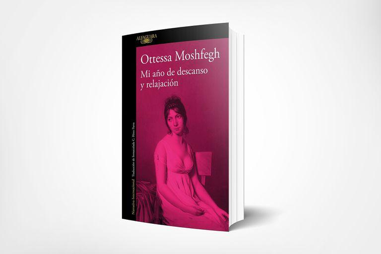 """Portada de """"Mi año de descanso y relajación"""", de Ottessa Moshfegh"""