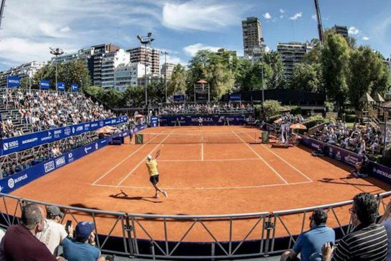 El Racket Club, en Palermo, iba a ser la sede del Challenger de Buenos Aires, en abril, pero fue postergado.